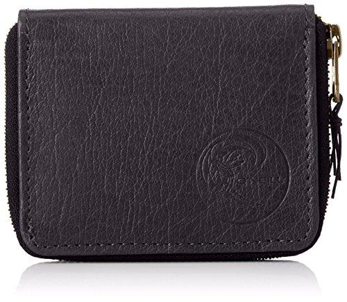 O\'Neill - Bm Montara Wallet, Carteras Hombre, Schwarz (Black Out), 1,5x10,5x9 cm (B x H T)