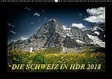 Die Schweiz in HDR 2018CH-Version (Wandkalender 2018 DIN A2 quer): Bilder aus Schweizer, mal anders !! (Monatskalender, 14 Seiten ) (CALVENDO Natur) [Kalender] [Apr 01, 2017] (Giger Daniel), DaG