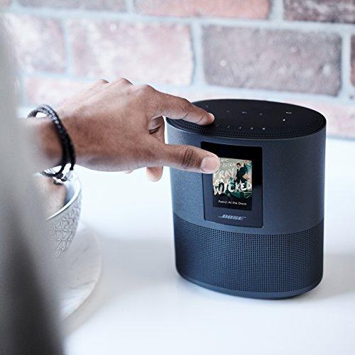 Bose Home Speaker 500, Suono Stereo, Triple Black - 6