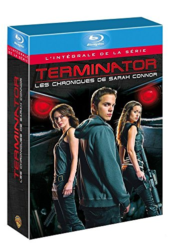 Terminator - The Sarah Connor Chronicles - L'intégrale de la série [Francia] [Blu-ray]