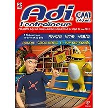 Adi l'entraineur : français, maths, anglais 2007 : CM1 (9-10 ans)