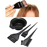 Hair Colouring Brush and Bowl Set