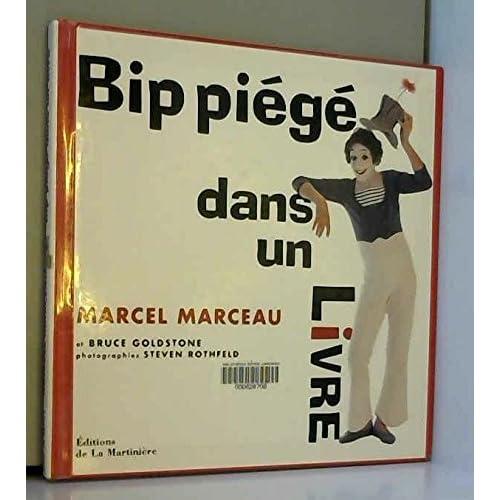 Bip piégé dans un livre