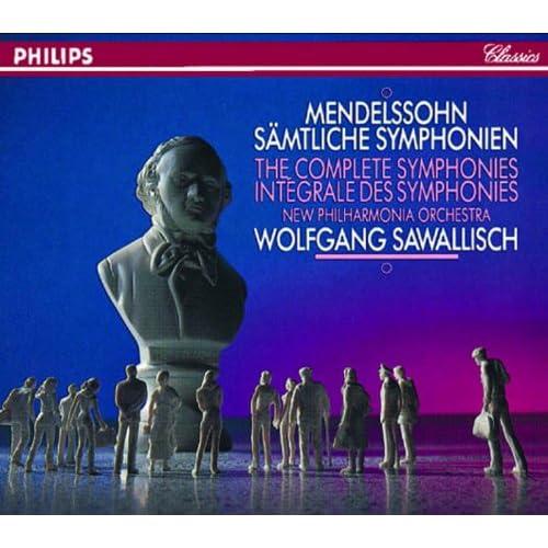 Mendelssohn: Les Symphonies