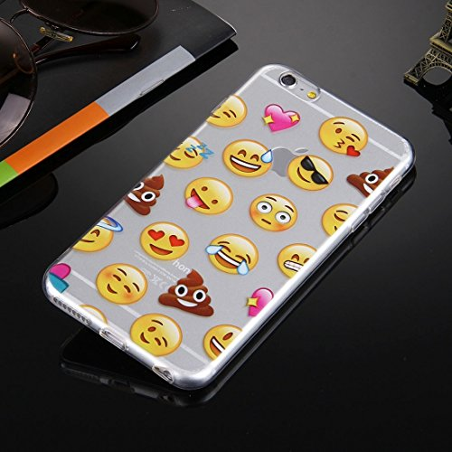 Wkae Case & Cover Pour iPhone 6 &6s or Raindrops Expression Housse de protection TPU ( SKU : IP6G3034D ) IP6G3034D