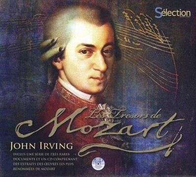 MOZART AVEC 1 CD AUDIO OFFERT par Collectif