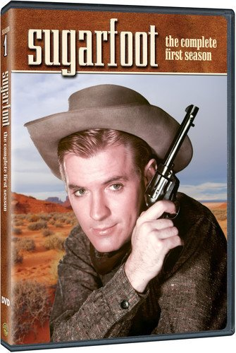 Sugarfoot (1957-1961) Complete First Season [Box 5 DVD] UK FORMAT by Will Hutchins
