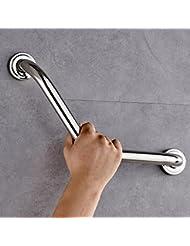 Pasamanos de Acero Inoxidable Cuarto de Baño Pasamanos Manija de Seguridad Antideslizante WC Baño