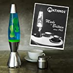 Blue Green Lava Lamp – The Original Mathmos Astro baby
