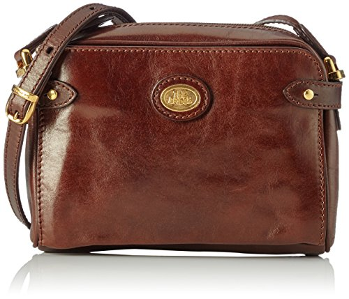 The Bridge Story Donna Sac bandoulière cuir 22 cm Braun