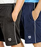 #1: Scorpion Men's Cotton Shorts Pack of 2 (COMBO)