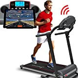 Best Incline Treadmills - Sportstech F10 treadmill with Smartphone App control, pulse Review