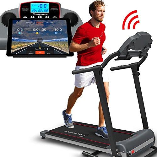 Sportstech F10 Cinta de Correr eléctrica Plegable...
