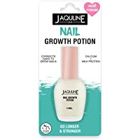 Jaquline USA Nail Growth Potion, 12 ml