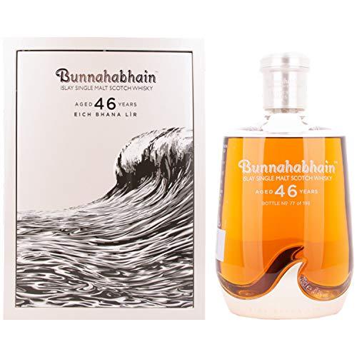 Bunnahabhain 46 Years Old EICH BHANA LÌR Islay Single Malt Scotch Whisky GB 41,80% 0.7 l.