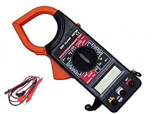 266C Digital Clamp Meter AC/DC AC Volt Ampere Ohm Prüfvorrichtung Isolationsmessgerät Ac Digital Clamp Meter