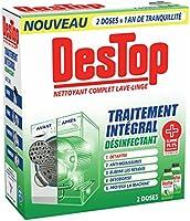 Destop Nettoyant Complet Lave Linge Désinfectant