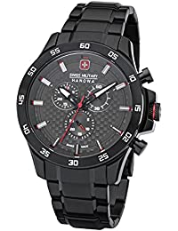 Swiss Military Hanowa Opportunity 06-5270.13.030 - Reloj de muñeca con cronógrafo para hombre