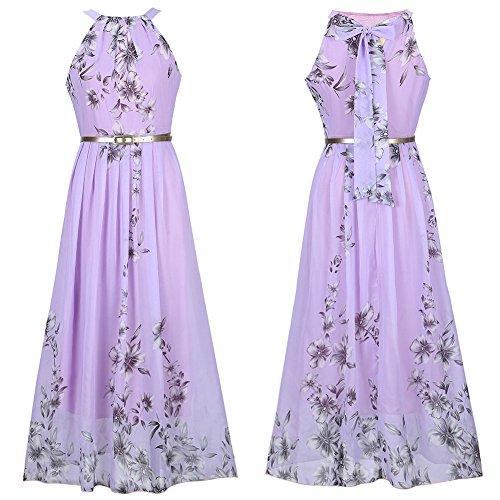 Vogstyle Damen Kleid Violett