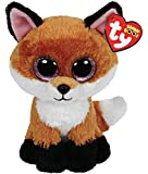 Ty MUÑECO Beanie Boos Regular 15 CM Slick-Fox 1 DE Mayo