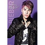 Justin Bieber–Jacke Leder–61x 91cm Poster/Poster