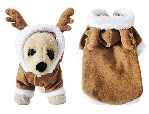 Haustier Mantel Hund Kleider Bekleidung (Kostüme Large Hund X)