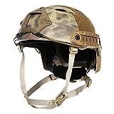 Mich Fast Helm Mandrake Snake Camo Kryptek Schlangen Tarn Airsoft Special Black OPS KSK Navy Seals camouflage Tarnmuster Einsatz US Army #18734