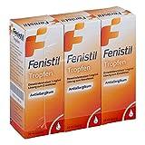 Fenistil Lösung, 3x20 ml Lösung