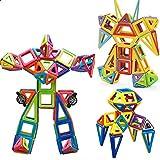 158pcs Magnetic Models Building Blocks Construction  Magnetic Designer Bricks Kids Toys