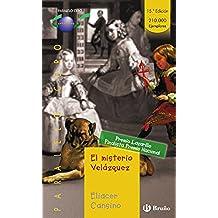 20: El misterio Velázquez (Castellano - Juvenil - Paralelo Cero)