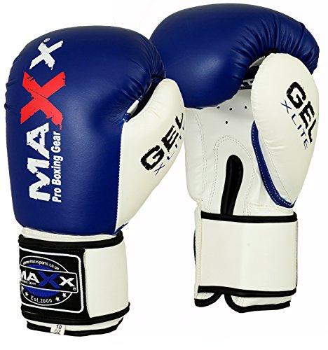 maxx-blue-white-boxing-gloves-junior-kids-adult-sizes-rex-leather-4oz-16oz-14oz