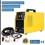 Euroeshop 220V 10-50A 50 ampères Air Inverter plasma Cutter gamme actuelle Fraise Machine de découpage CUT50