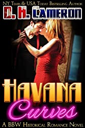 Havana Curves - A BBW Historical Romance Novel (English Edition)