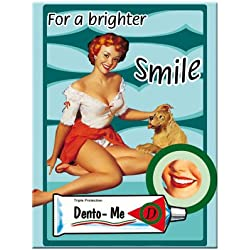 Nostalgic-Art Brighter Smile - 6,8 cm