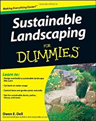 Sustainable Landscaping For Dummies by Owen E. Dell (2009-02-06)
