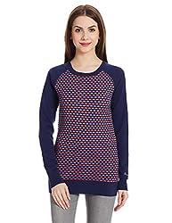 Puma Womens Sports Knitwear (56908002_Medieval Blue_X-Small)