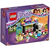LEGO - 41127 - Friends - Jeu de construction - L'arcade du Parc d'Attractions
