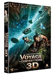 Voyage au centre de la terre - 3D [Édition Collector - Version 3-D]