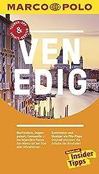 MARCO POLO Reiseführer Venedig: Reisen mit Insider-Tipps. Inklusive kostenloser Touren-App & Update-Service