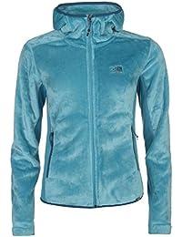 Karrimor Womens Radiant Fleece Full Zip Top Sweatshirt Jumper High Neck Hooded