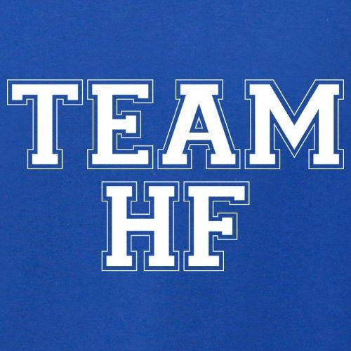 Team HF - Herren T-Shirt - 13 Farben Royalblau