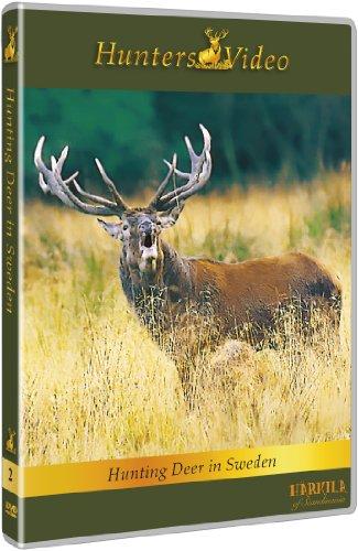 Hirschpirsch und Drückjagd / Hunting Deer in Sweden - Hunters Video Nr. 02 (Dvd Deer Hunter)