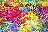 Bali Batiks Design 100% Baumwolle Stoff FQ Crafting
