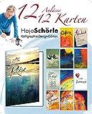 12 Anlässe - 12 Karten, HajoSchörle Kalligraphie-Design-Edition