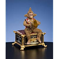 THE SAN FRANCISCO MUSIC BOX COMPANY Phantom of the Opera Monkey Figurine by The San Francisco Music Box Company
