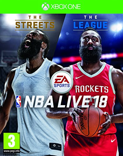 Foto NBA Live 18 - The One Edition - Xbox One