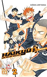 Haikyu !! - Les as du volley ball Vol.2