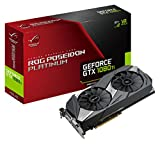 ASUS ROG-POSEIDON-GTX1080TI-P11G-GAMING NVIDIA GeForce GTX 1080Ti 11 GB GDDR5 Gaming Graphics Card - Black