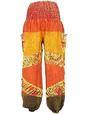 Xeira Pantaloni Harem Orientali Pantaloni Aladin/Pantaloni a pompa