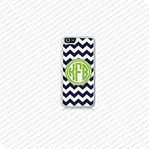 Krezy Case Chevron Monogram iPhone 6 Case Monogram iPhone 6 Cover Custom iPhone 6 Cases Cute monogram iPhone 6 Case